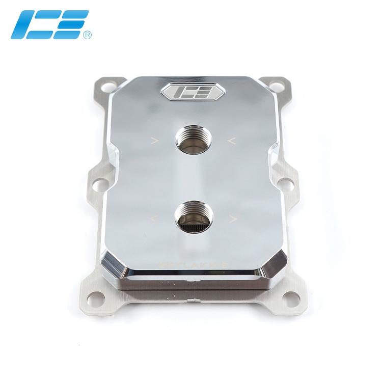 ICE-SKY LGA3647 CPU水冷头 全铜电镀 长方形扣具