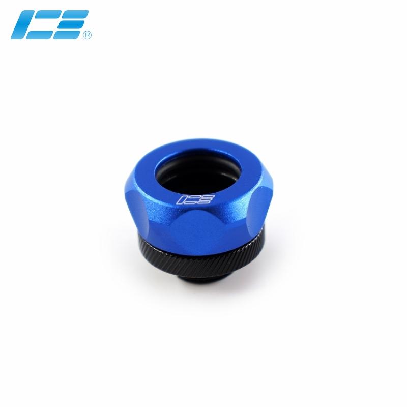 硬管快拧接头-14mm-冰蓝