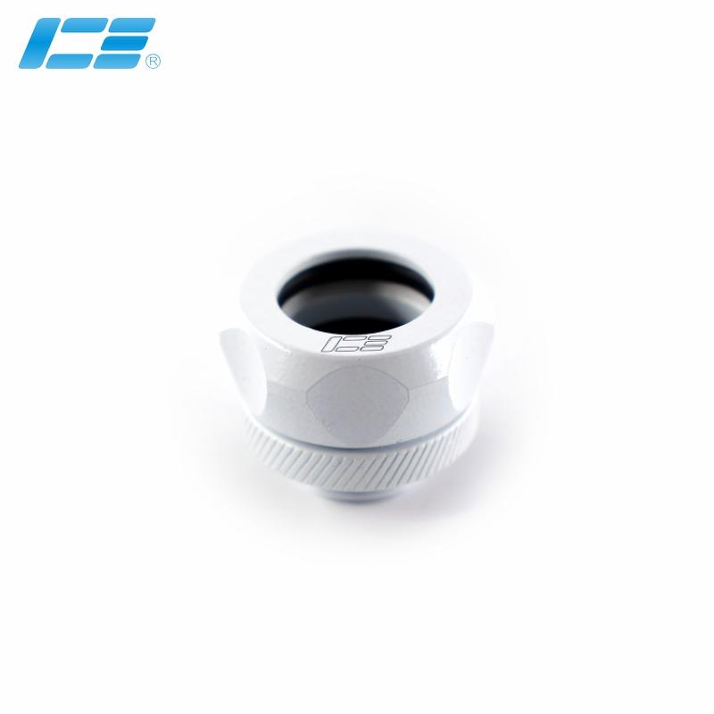 硬管快拧接头-14mm-炫白
