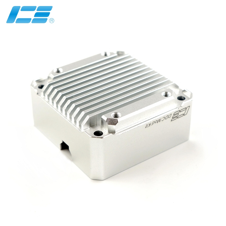 ICE-DDC-CNK DDC水泵盔甲 - 铝合金银色