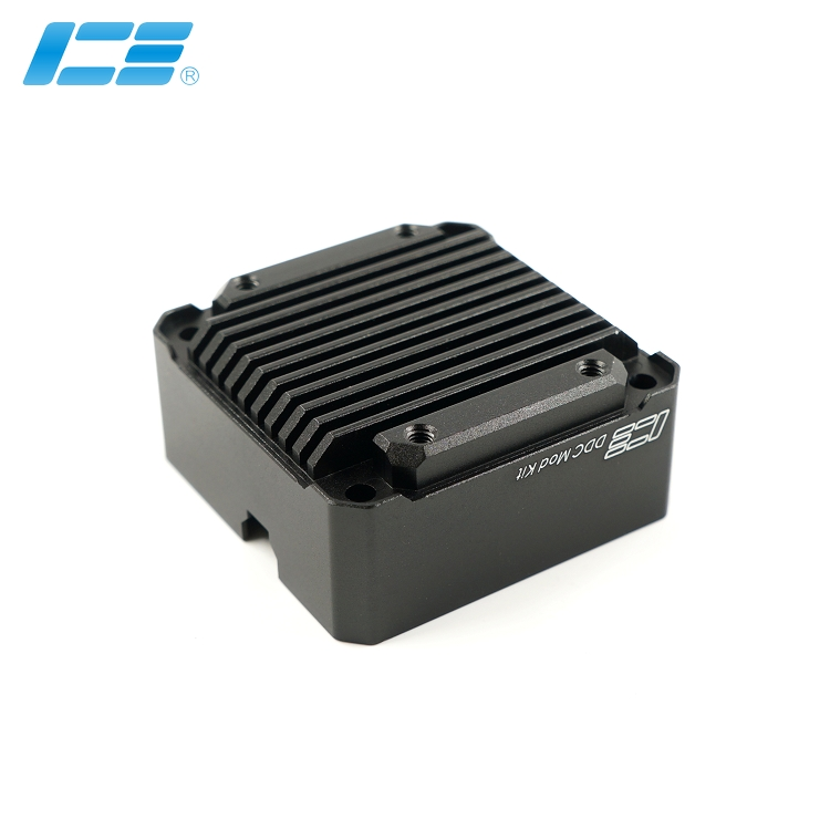 ICE-DDC-CNK DDC水泵盔甲 - 铝合金酷黑版
