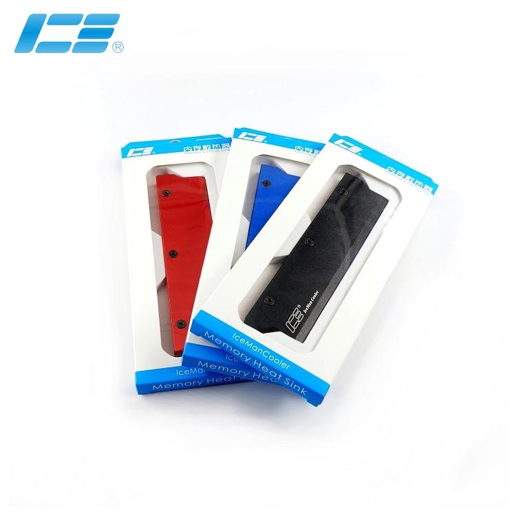 ICE-MG 内存水冷散热片 - 标准版 黑色
