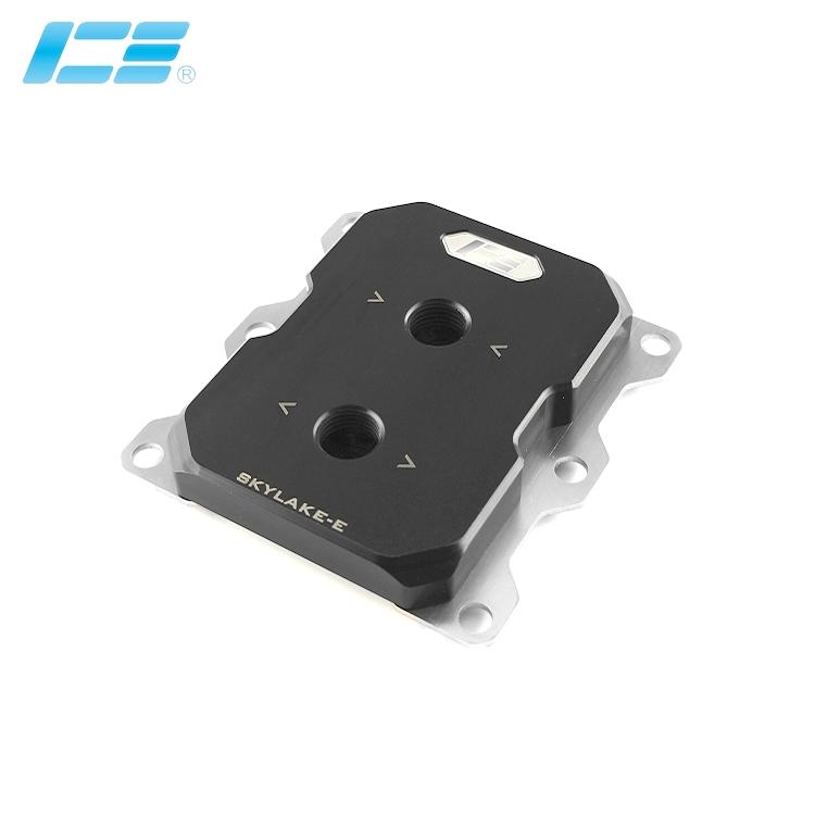 ICE-SKY LGA3647 CPU水冷头 POM版 正方形扣具